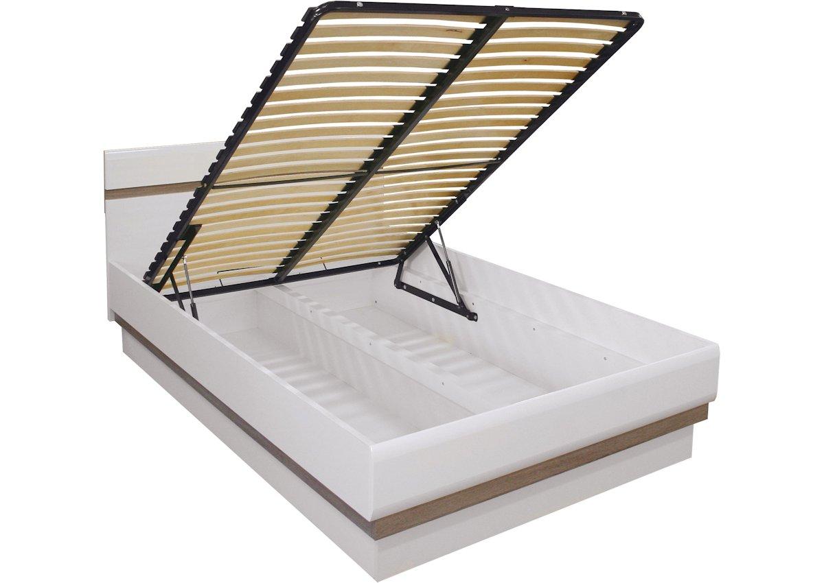 łóżko Lionel Li 12 140 Z Pojemnikiem Meble Bolex